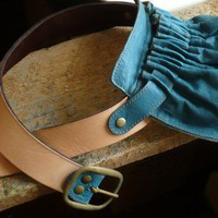 Hip Pocket Belt by littlewingsdesigns on Etsy