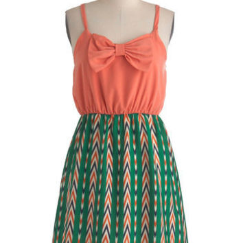 Go Fly a Malachite Dress | Mod Retro Vintage Dresses | ModCloth.com