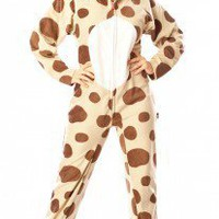 See Spot Run  - Costumes - Pajamas Footie PJs Onesuit One Piece Adult Pajamas - JumpinJammerz.com