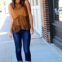 Suede with Me {Fringe}