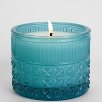 Capri Blue Muse Glass Candle-