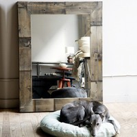 canvas ? Reclaimed Wood Mirrors