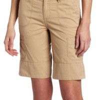 Calvin Klein Jeans Women`s Side Pocket Seamed Short