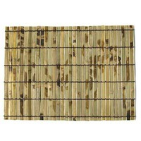 "Item Not Available - Front of the House XPM004NAB23 - Bamboo Placemats - 18"" x 13"" Variegated - ZESCO.com"