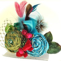 La Belle Epoque Fascinator Headband and hair clip by TutusChic