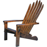 Adirondack Ski Chair : High Camp Home - Interior Design and Home Furnishings - Truckee and Lake Tahoe California