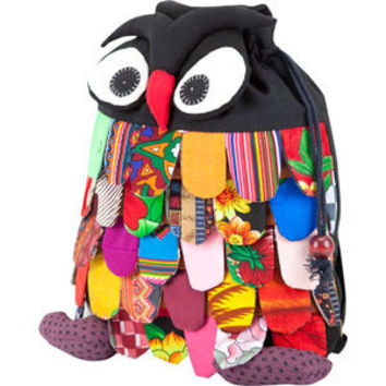 Owl Patchwork Backpack 190628149 | Backpacks | Tillys.com