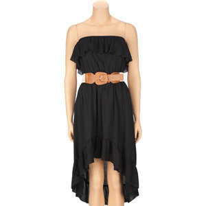 FULL TILT Ruffle Tube Dress 188396100 | Dresses | Tillys.com