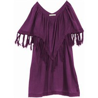 Billabong US Womens : CLOTHING - washed up poncho
