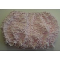 Pink Ruffled Bloomer ~ Baby Girl, 18 month