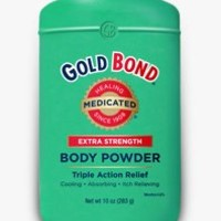 Gold Bond Medicated Body Powder Extra...