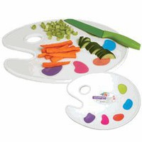 Palette Cutting Board Serving Tray by DCI