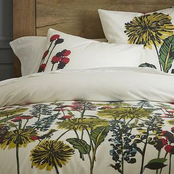 Urban Garden Duvet Cover + Shams