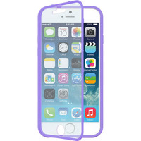DW Wrap-up with Screen Protector Case for iPhone 6 - Lavender