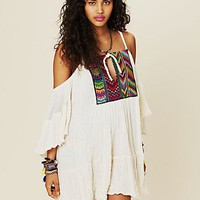 Free People El Matador Mini Dress