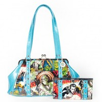 Classic Movie Monster Kisslock Purse and Wallet
