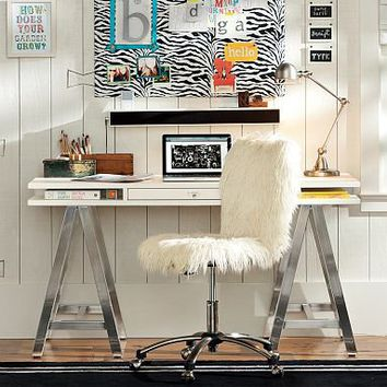 Customize-It Storage A-Frame Desk