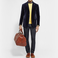 Polo Ralph Lauren - Slim-Fit Velvet Blazer | MR PORTER