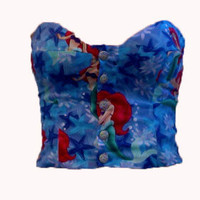 AllThingsGold — Little Mermaid Bustier