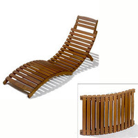 Siesta Pool Lounger