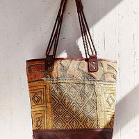 Will Leather Goods Kuba Tote Bag - Urban Outfitters