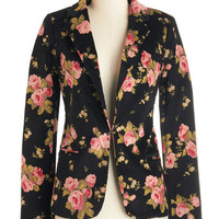 ModCloth Mid-length Long Sleeve Daytime to Date Time Blazer