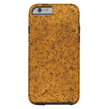 Aged Copper Patina Gold iPhone 6 case