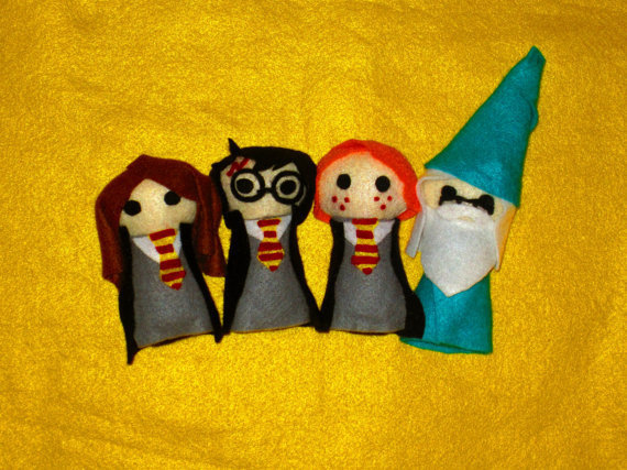 Harry Potter Keyhole Plushies