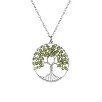 TREE OF LIFE NECKLACE - RENEWAL | Silver, Pendant, Tree, Jewelry | UncommonGoods