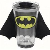 ROCKWORLDEAST - Batman, Glass Mug, Caped