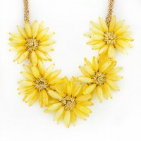 Daisy Love Necklace - ShopSosie.com