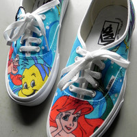 Custom Van Shoes (example)