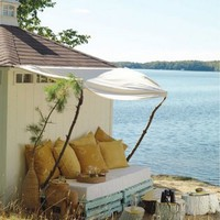 Best of Pinterest / outdoor lounging