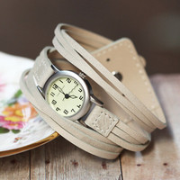 gaucho watch in natural by Tokyo Bay - &amp;#36;89.99 : ShopRuche.com, Vintage Inspired Clothing, Affordable Clothes, Eco friendly Fashion