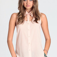 Antebellum Button Up Top - $33.00 : ThreadSence.com, Your Spot For Indie Clothing & Indie Urban Culture