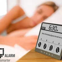 The iQ Alarm Clock by Oliver Sha & Yanko Design - StumbleUpon