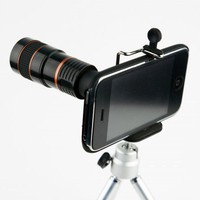The iPhone Telephoto Lens