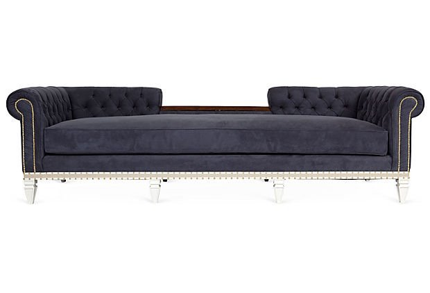 One Kings Lane - Erinn V. Maison - Wedgewood Sofa