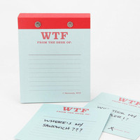 WTF Desktop Notepad