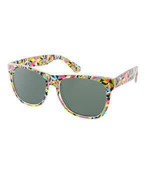 AJ Morgan Kaleidoscope Sunglasses at asos.com