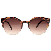 GYPSY WARRIOR - Oxford Sunglasses - Tortoise