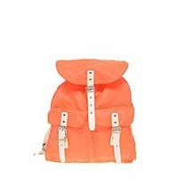 ASOS Small Neon Backpack at asos.com