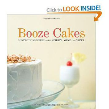 Amazon.com: Booze Cakes (9781594744235): Krystina Castella, Terry Lee Stone: Books