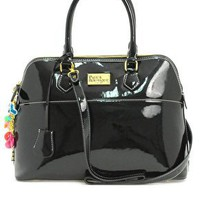 Paul s Boutique Maisy Patent Large Shoulder Bag at asos.com