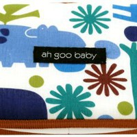 Ah Goo Baby The Wipes Case, Zoo Frenzy