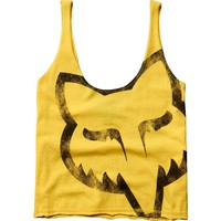 Fox Moto-X Crop Tank   - Fox Racing
