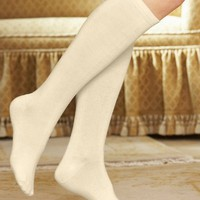 Buster Brown Cotton Knee High Socks, 3-pk