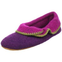 ACORN Women`s Cloudia Slipper,Plum/Pink,10 M US