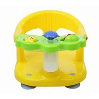 Dream On Me Baby Bath Seat, Yellow