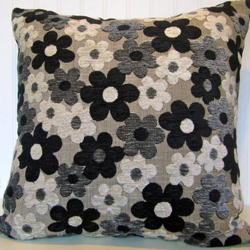 Chenille Decorative Pillow Cover--20 x from CodyandCooperDesigns